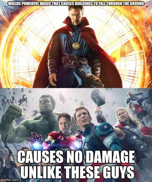 15 Epic Avengers Memes That Show Us That Marvel Had Made ...