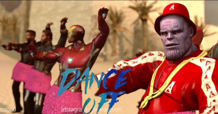 AVENGERS vs. THANOS Dance-Off