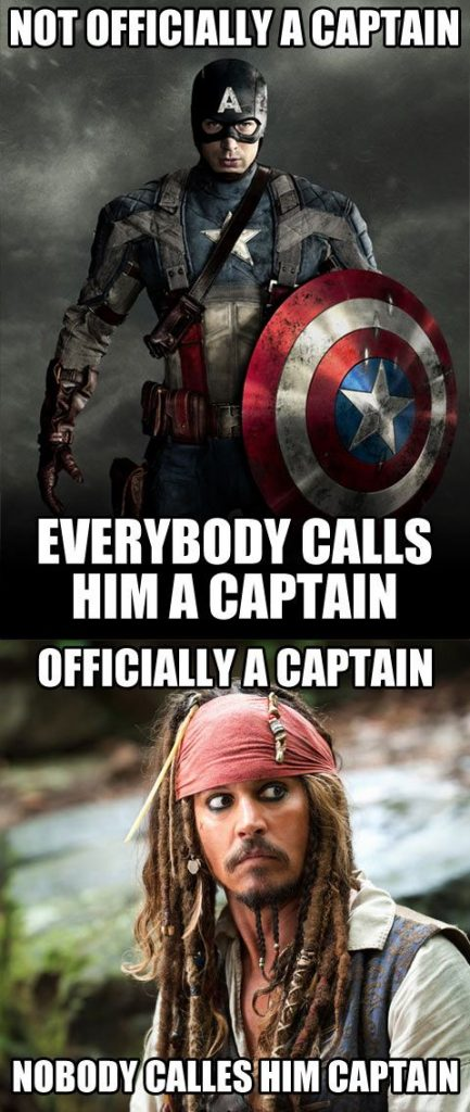 20 Incredibly Funny Captain America Memes Which Will Make Fans Laugh