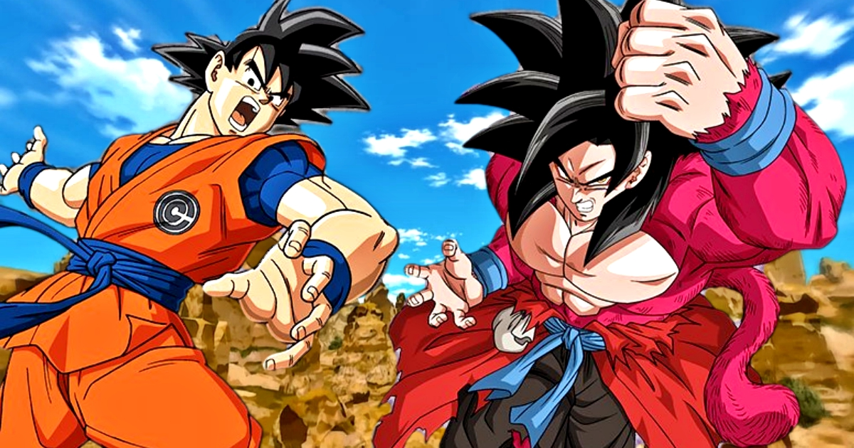 Goku Has Had Numerous Forms During His Career And It Surprises Us To See The Franchise Pit Against Another From An Alternate Timeline Instead Of