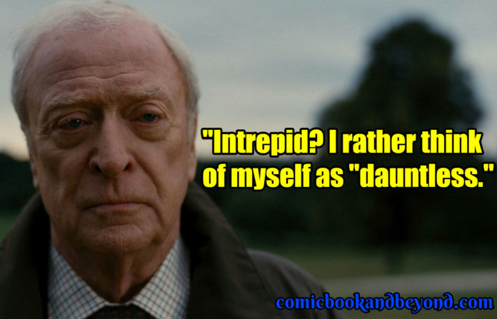 Alfred Pennyworth Popular Quotes
