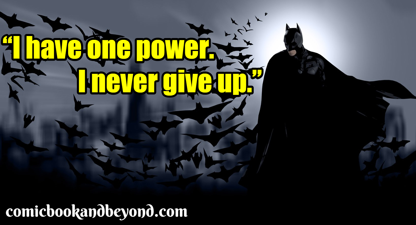 100+ Batman Quotes That All Fans Can Relate To
