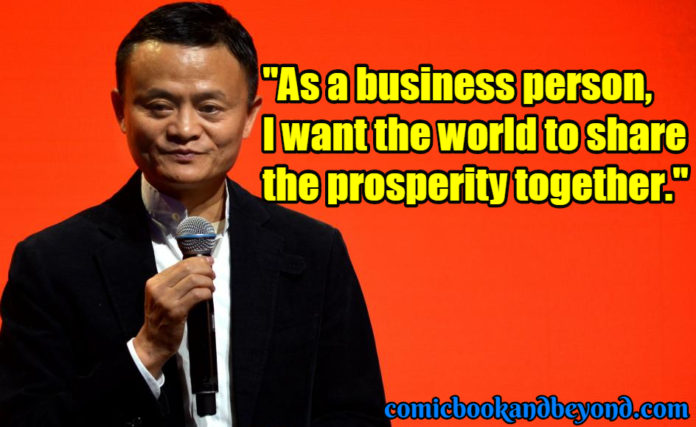 Jack Ma famous Quotes