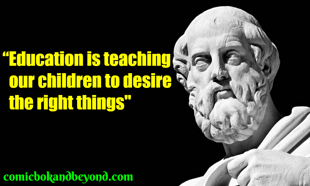 100+ Plato Quotes That Will Teach You AboutWestern ...