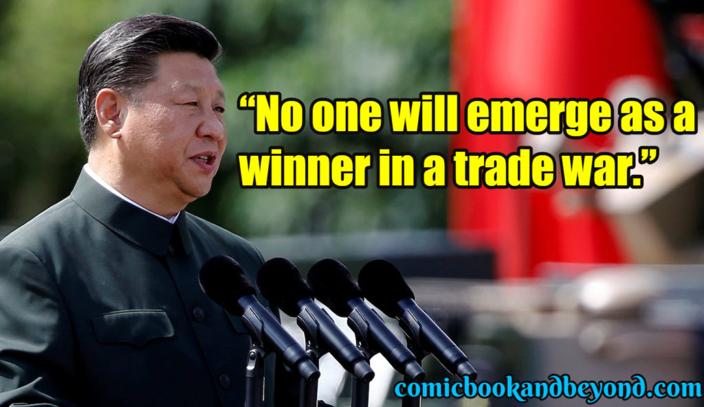 Xi Jinping best Quotes