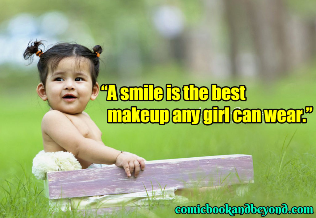 smile famous quotes