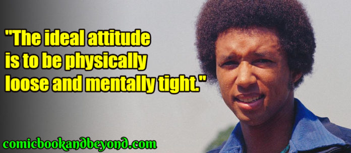 Arthur Ashe best quotes