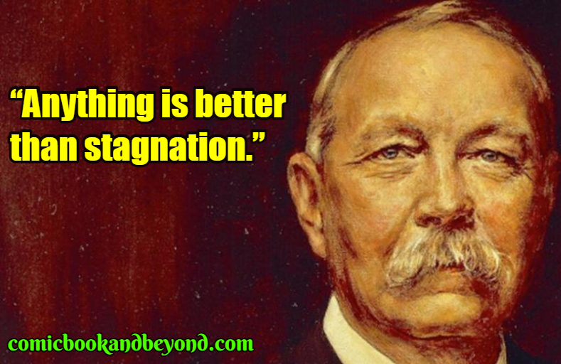 Arthur Conan Doyle popular quotes