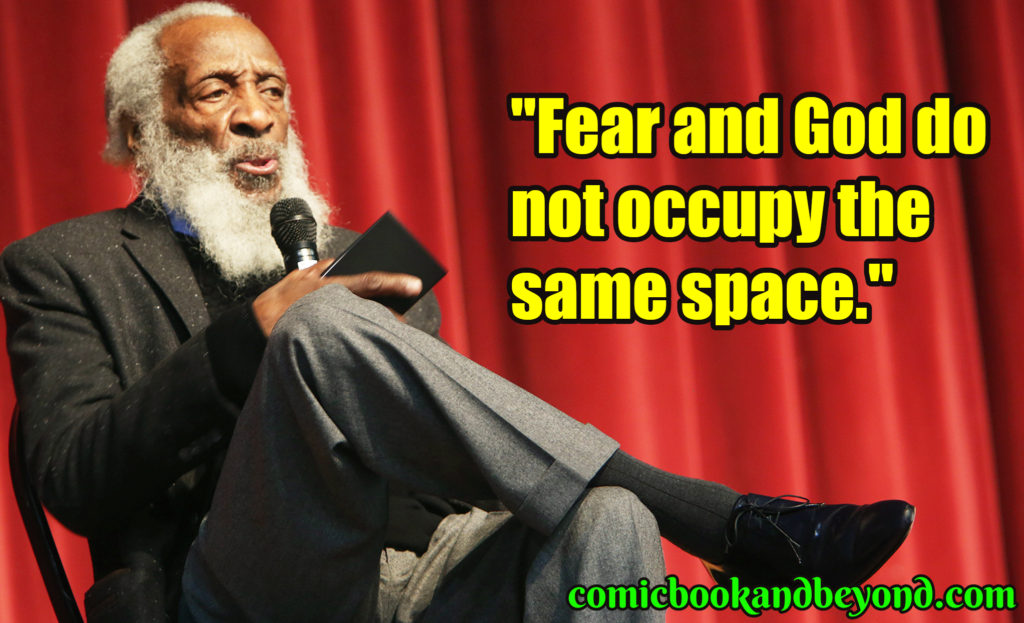 Dick Gregory famous Quotes