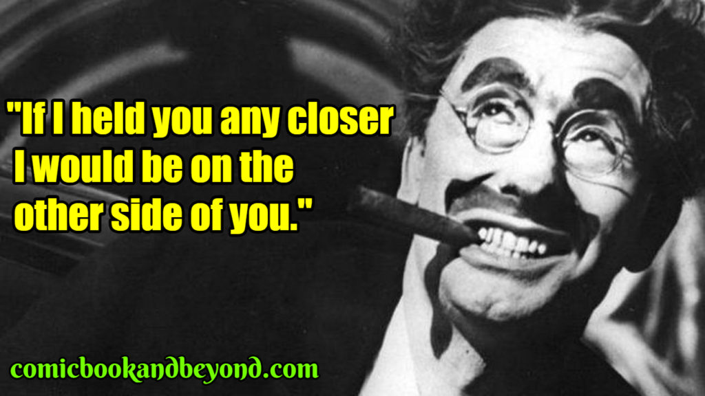 Groucho Marx best quotes