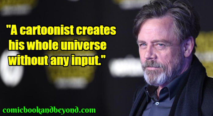 Mark Hamill best quotes