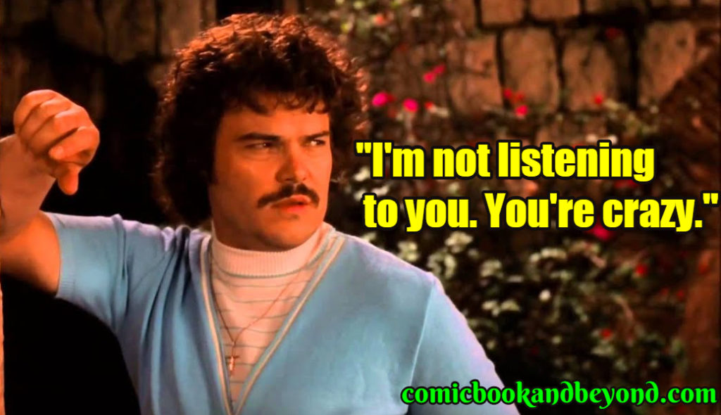 Nacho Libre best Quotes
