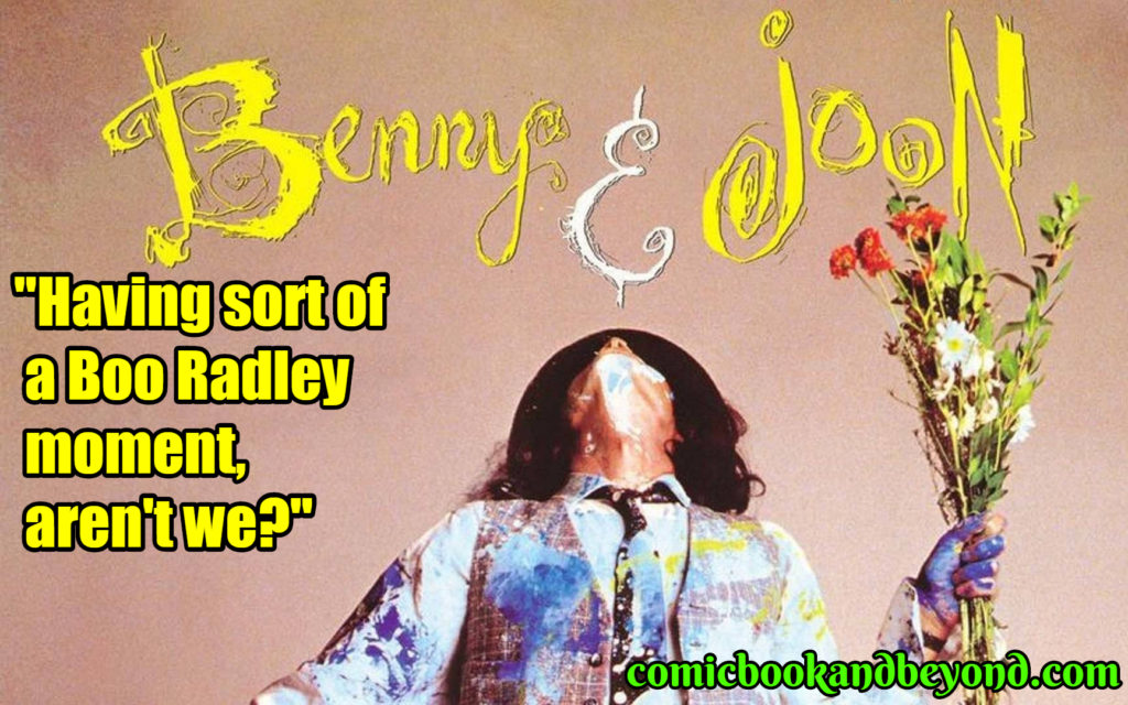 Benny & Joon best quotes