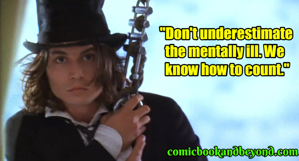 Benny & Joon popular quotes