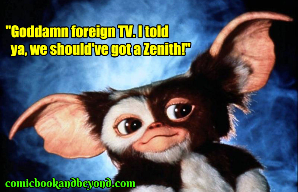 Gremlins quotes