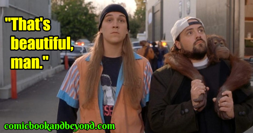 Jay and Silent Bob Strike Back famous quotes