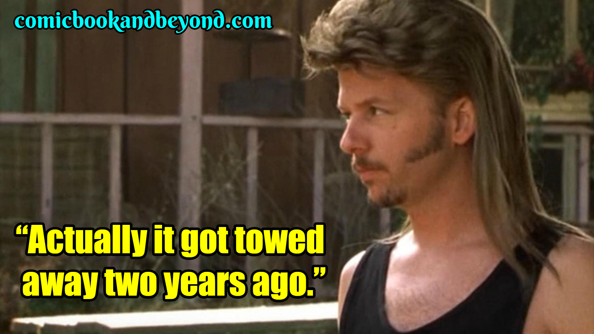 Joe Dirt famous Quotes (5)