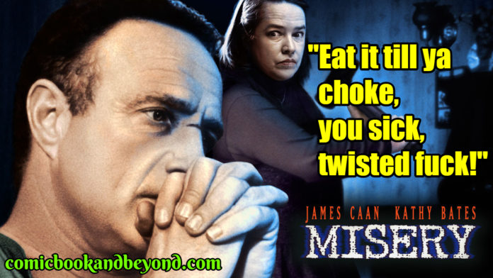 Misery saying