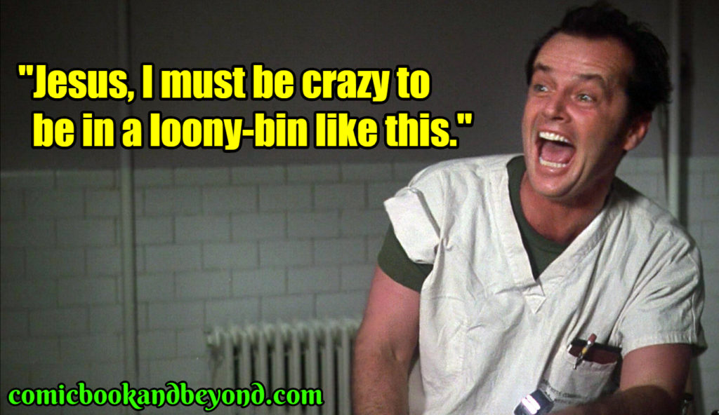 One Flew Over the Cuckoo's Nest famous quotes