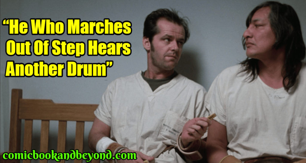 One Flew Over the Cuckoo's Nest popular quotes