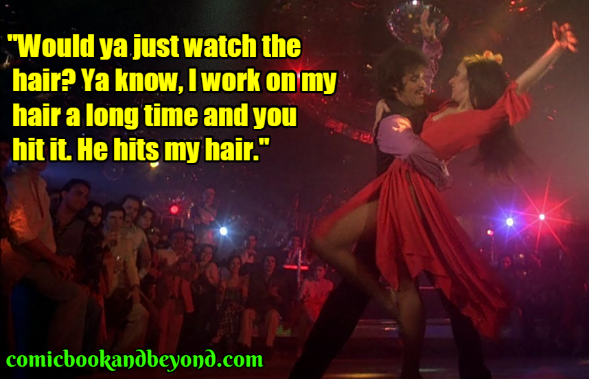 Saturday Night Fever popular quotes