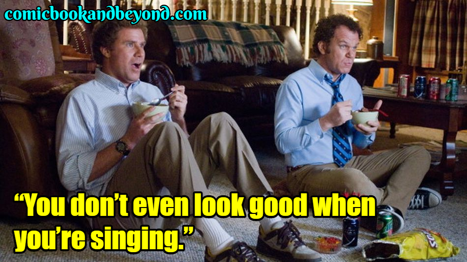 Step Brothers famous Quotes