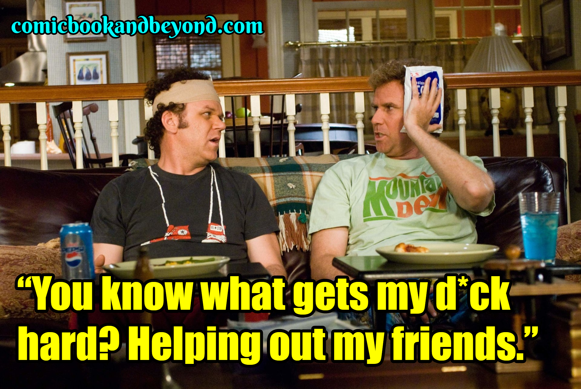 Step Brothers popular Quotes (4)