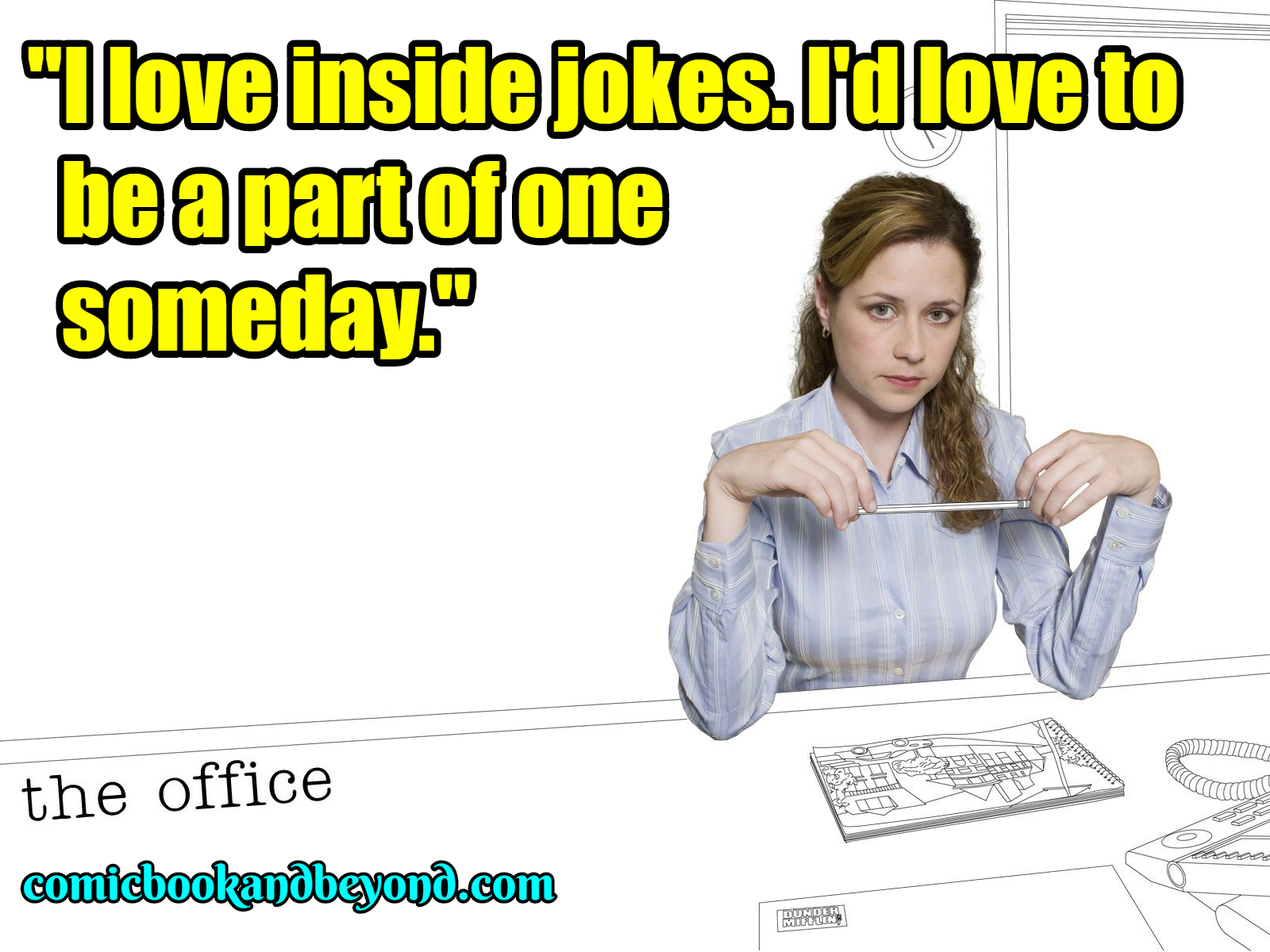 THE OFFICE POPULAR quotes (3)