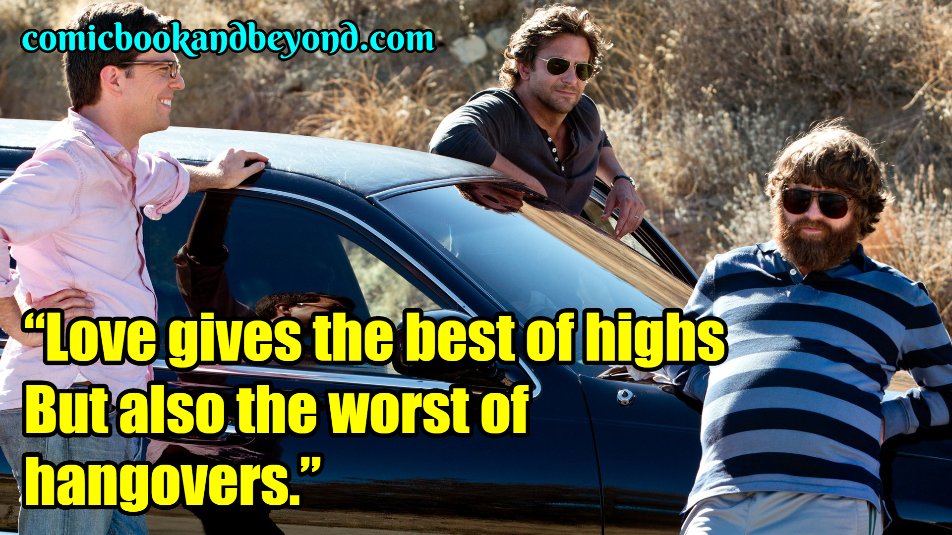 The Hangover famous Quotes