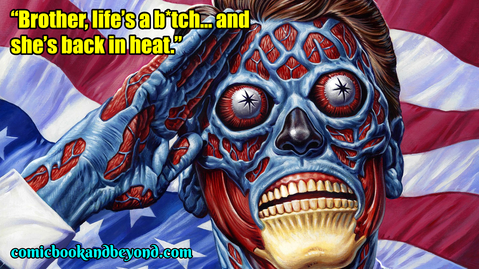 They Live Quotes
