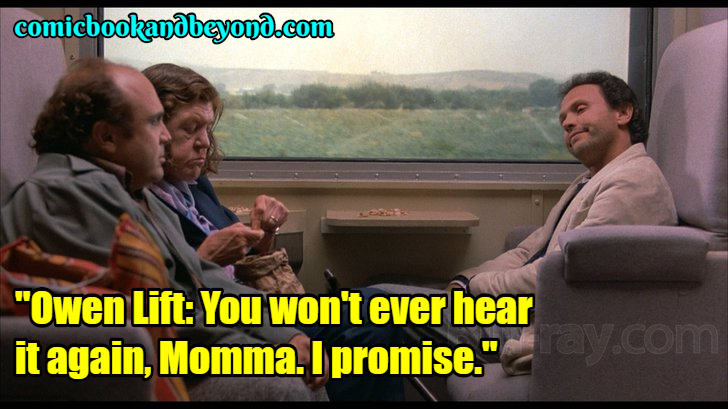 Throw Momma from the Train Best Quotes