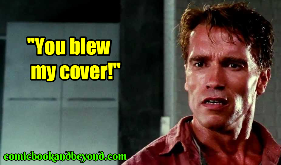 Total Recall best quotes