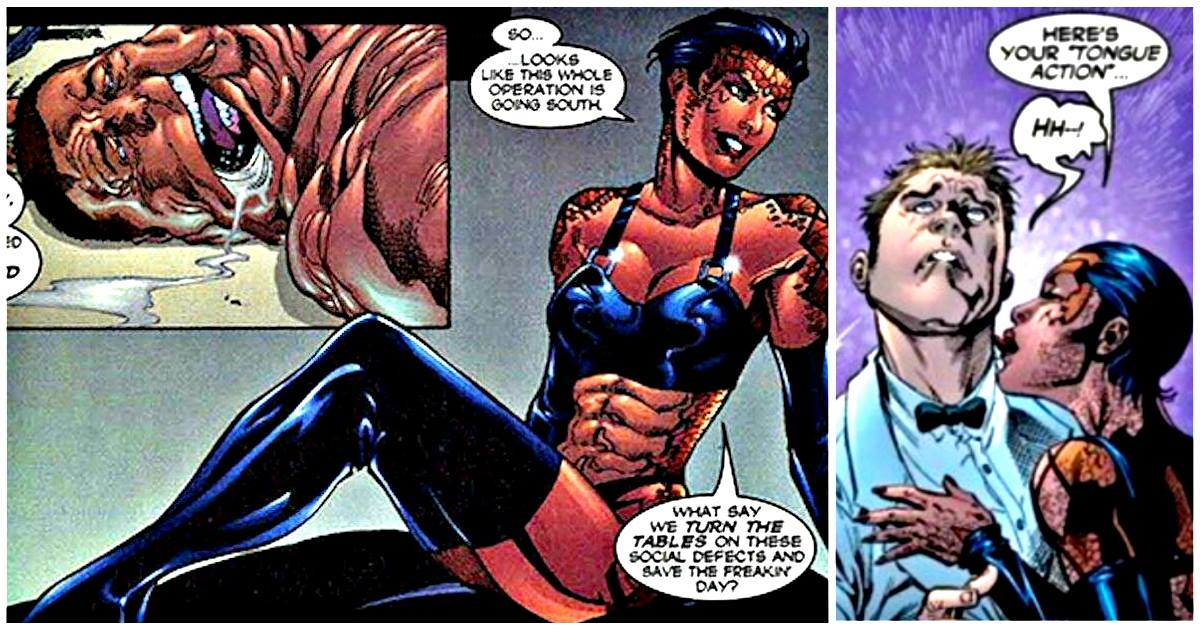 An Ex X-Men Mutant Who Had Power To Give Orgasms, Here's How It