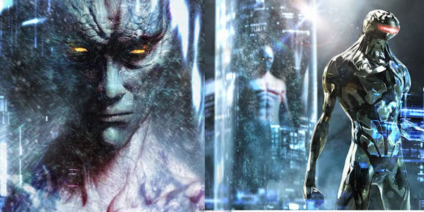 15 Weird Superheroes Early Concept Designs That Could Have