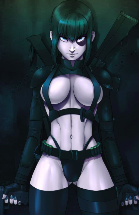 Domino Teasing Costume