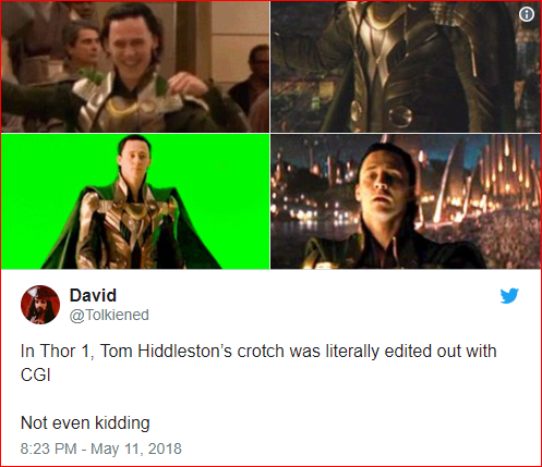 Fans Found Out Loki's