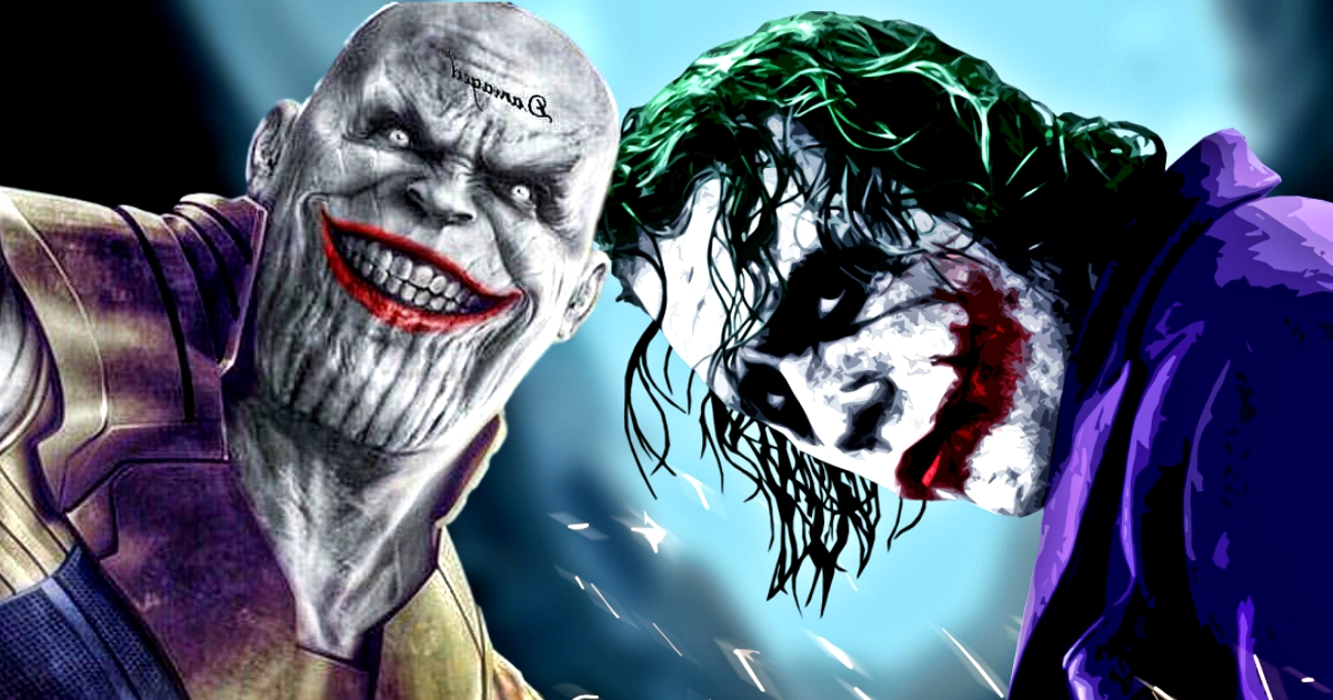 Can We Compare Thanos To The Joker? Is He The Next Great