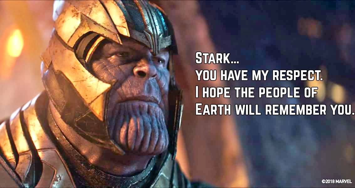Thanos Quotes Greatest Thanos Quotes From Avengers: Infinity War That Fans Will  Thanos Quotes