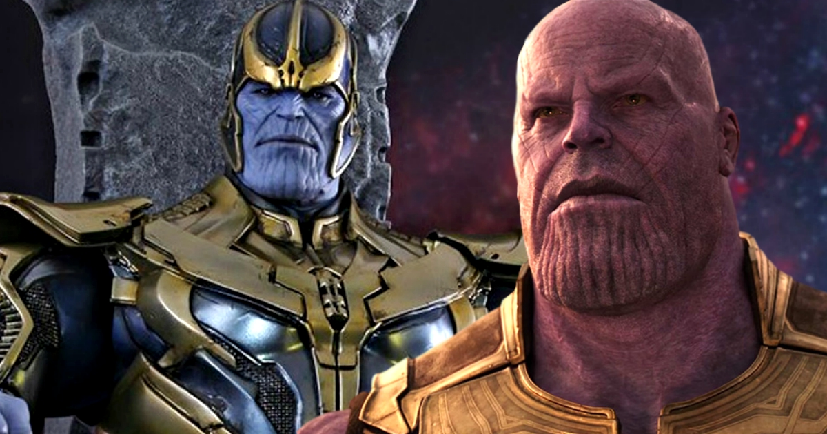 Infinity War Visual Effects Supervisor Explains Why Thanos