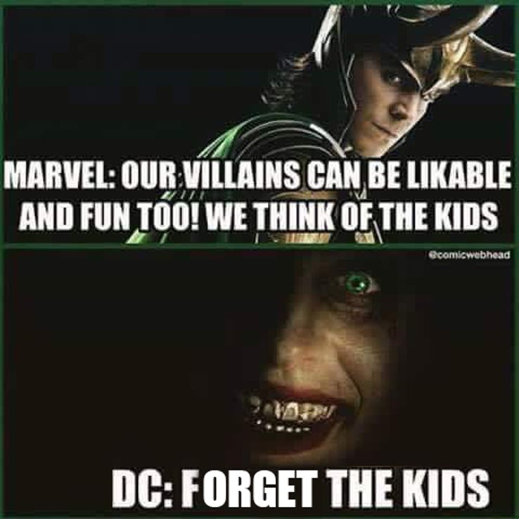 24 Incredibly Hilarious Marvel Vs DC Memes Confirm That DC