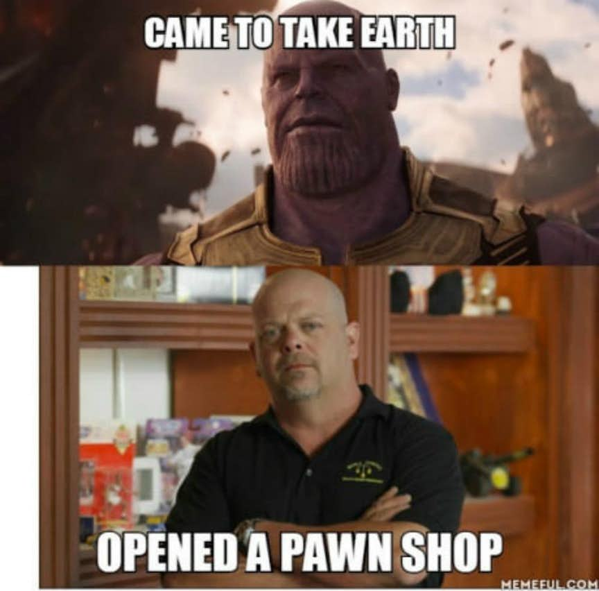 45 Incredibly Funny Thanos Memes Which Will Make Fans Go ...