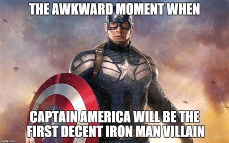 25 Insanely Funny Captain America Memes That Prove He ...