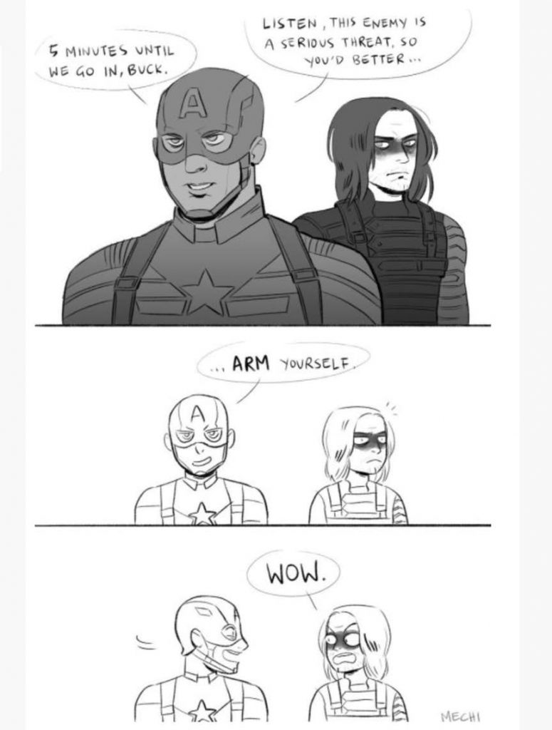 35 Funniest Captain America And Winter Soldier Memes - Comic Books
