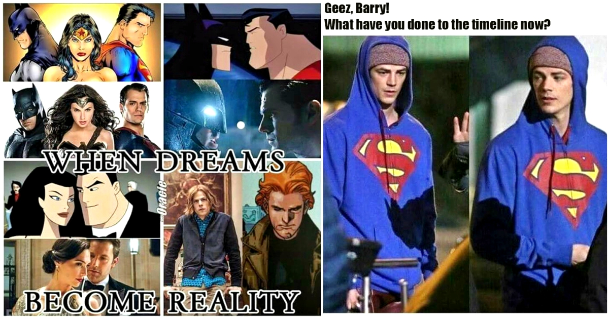 24 Incredibly Hilarious Marvel Vs Dc Memes Confirm That Dc Heroes