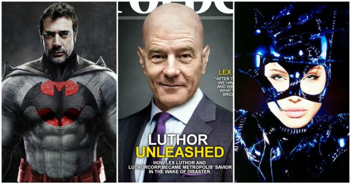 20 DC Photoshop Fancastings Which Could Make Or Break A Character