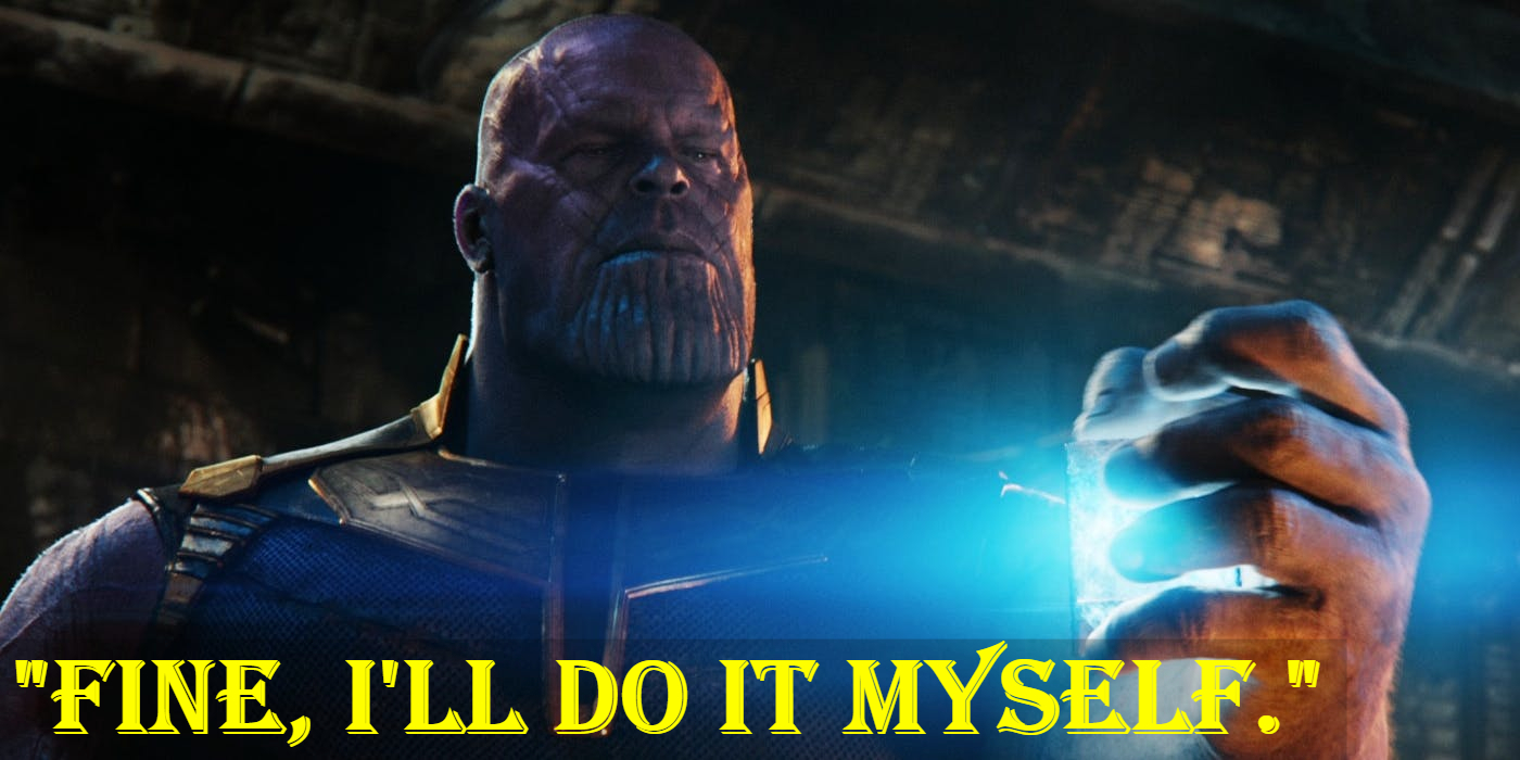 26 Greatest Thanos Quotes From The Marvel Cinematic Universe And