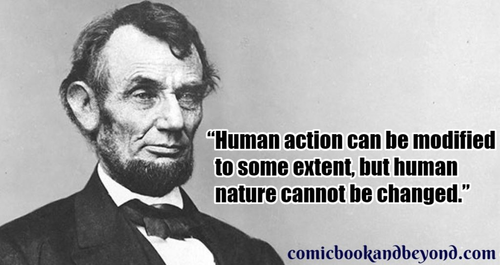 Abraham Lincoln Best Quotes