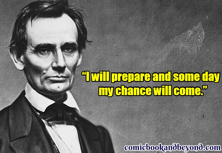 Abraham Lincoln saying