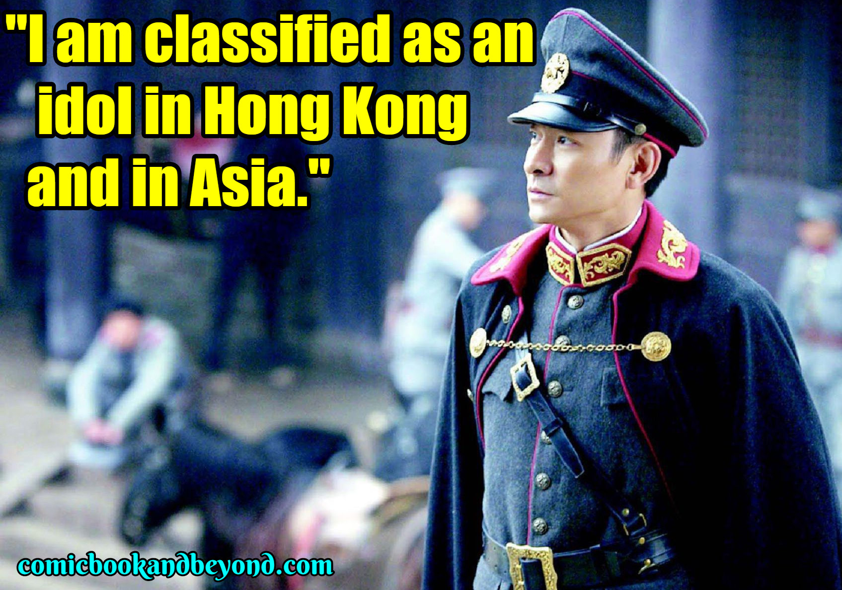 Andy Lau Best Quotes