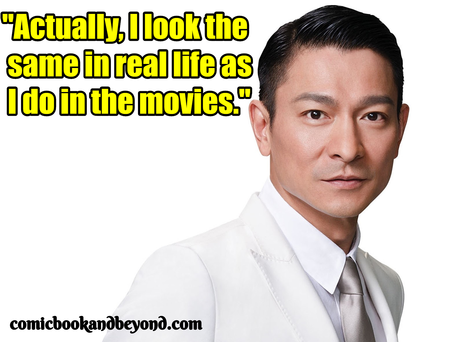 Andy Lau Quotes (1)